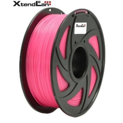 XtendLan filament PLA růžově červený