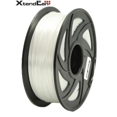 XtendLan filament PLA lesklý bílý