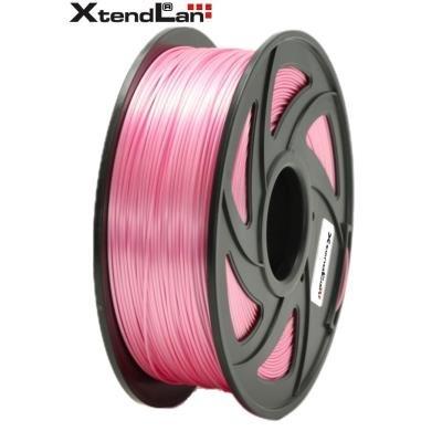 XtendLan filament PLA lesklý červený