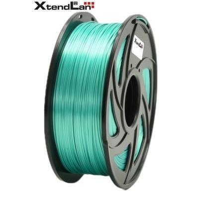 XtendLan filament PLA lesklý zelený