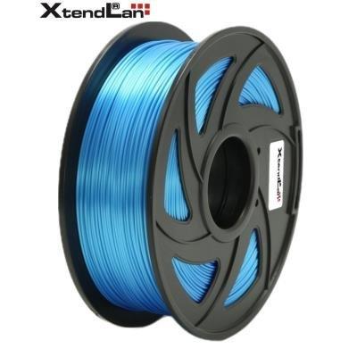 XtendLan filament PLA lesklý modrý
