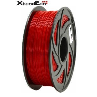 XtendLan filament PETG červený