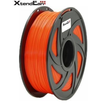 XtendLan filament PETG oranžový