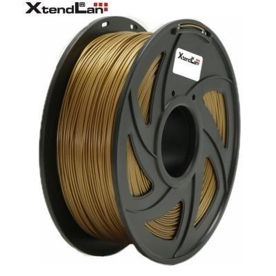 XtendLan filament PETG zlatý