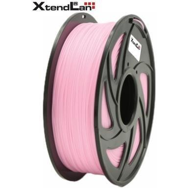XtendLan filament PETG světle růžový