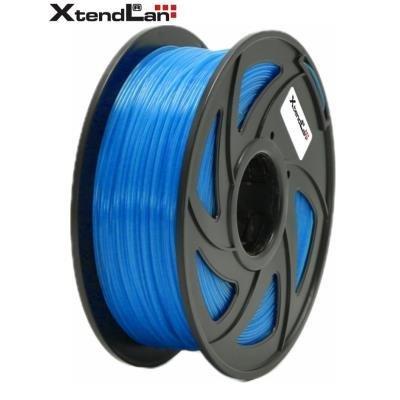 XtendLan filament PETG modrý poměnkový