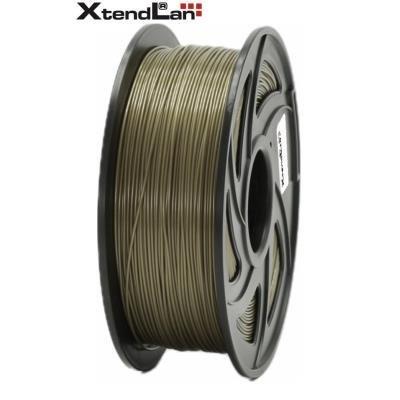 XtendLan filament PETG plavě hnědý