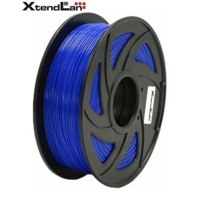 XtendLan filament PETG zářivě modrý