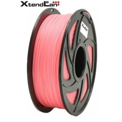 XtendLan filament PETG zářivě růžový
