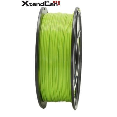XtendLan filament PETG trávově zelený