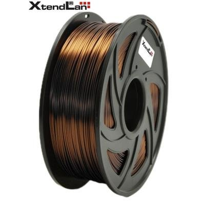 XtendLan filament PETG měděné barvy