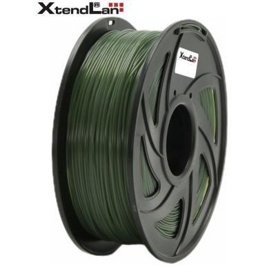 XtendLan filament PETG myslivecky zelený