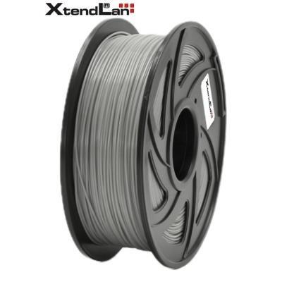 XtendLan filament PETG světle šedý