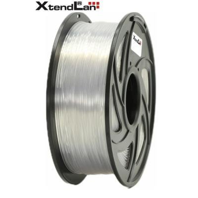 XtendLan filament PETG průhledný bílý/natural