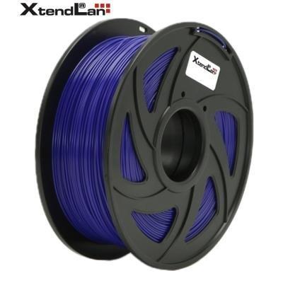 XtendLan filament PETG průhledný fialový