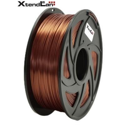 XtendLan filament PETG cihlově hnědý