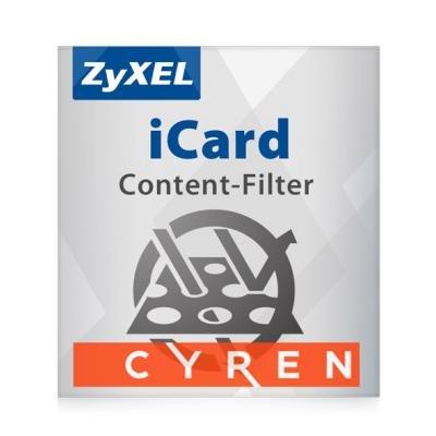 Licence ZyXEL E-iCard 1 rok