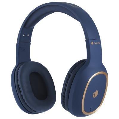 Headset NGS Arctica Pride modrý
