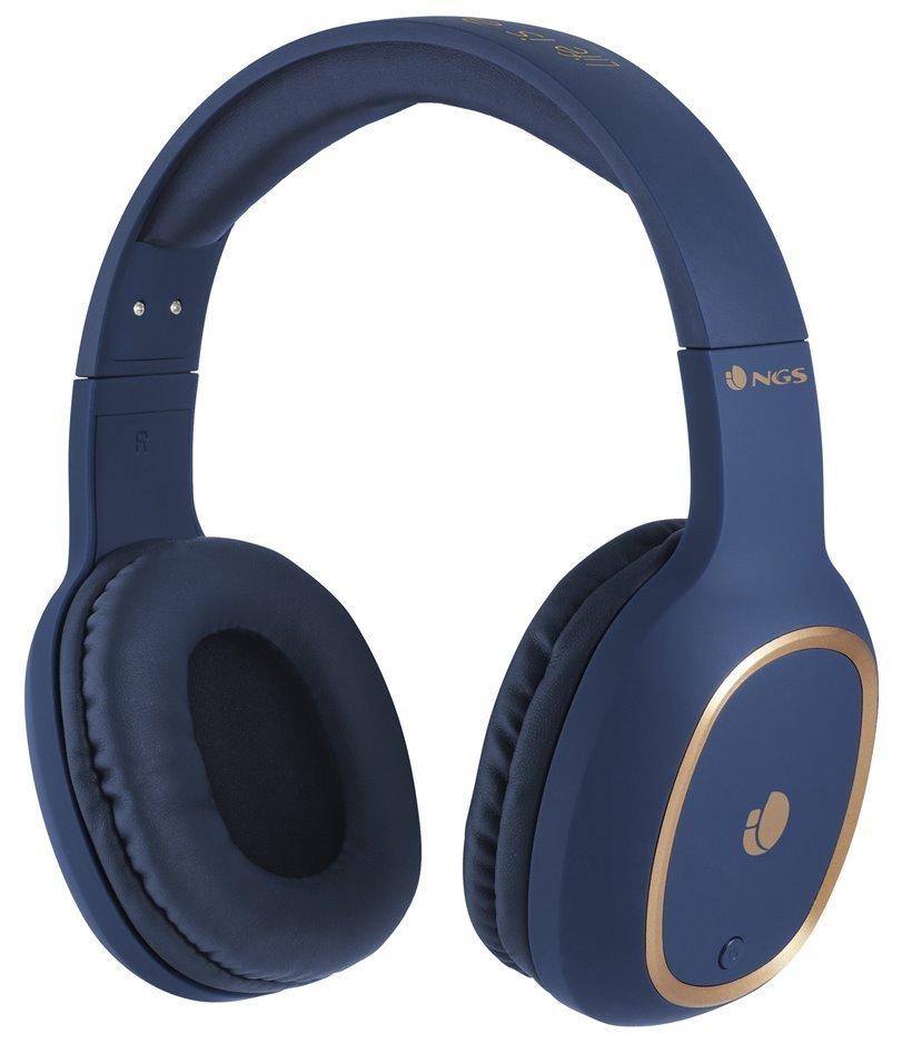 Náhlavní bezdrátové headsety