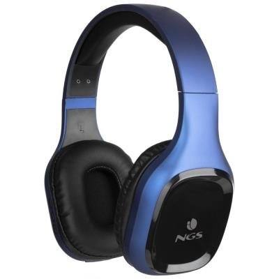 Headset NGS Arctica Sloth modrý
