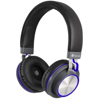 Headset NGS Arctica Patrol modrý