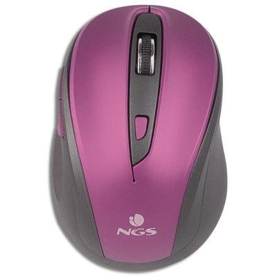 Myš NGS EVO MUTE fialová
