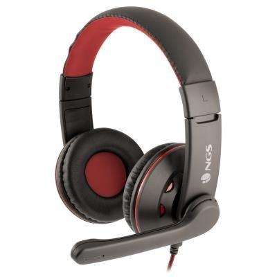 NGS VOX420DJ černo-červený
