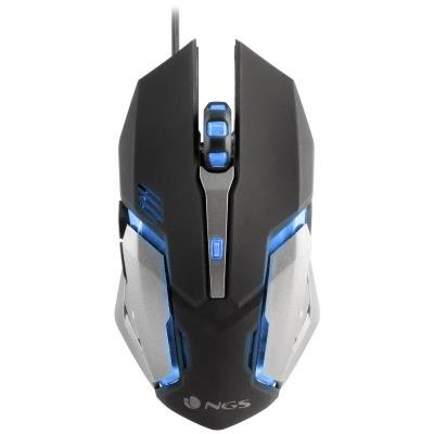 NGS myš GMX-100/ Drátová/ Herní/ USB