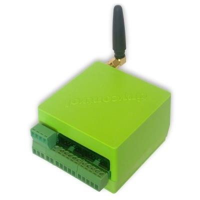 Tinycontrol LAN ovladač v3.7 s GSM modulem