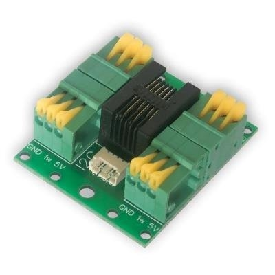 Tinycontrol splitter senzorů DS18B20