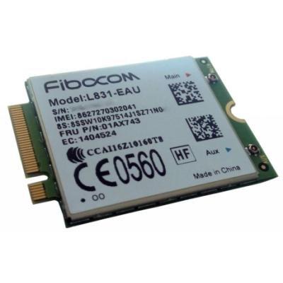 Síťová karta Lenovo Fibocom XMM7160