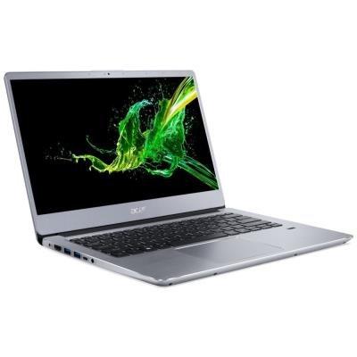 "Acer Swift 3 (SF314-41-R6GP) AMD Ryzen 7 3700U / 4GB+8GB / 512GB SSD / RX Vega 10 / 14"" FHD IPS LED/ W10H/ stříbrný"