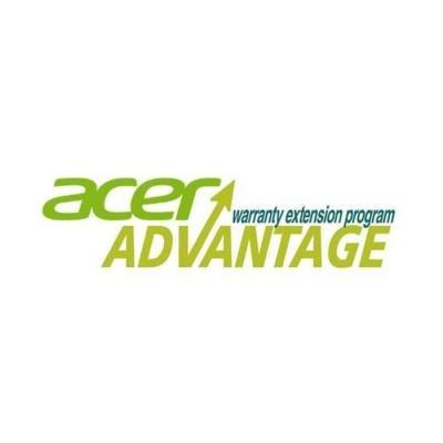 Acer rozšíření záruky 3 roky NBD on site pro Aspire + Extensa + TravelMate