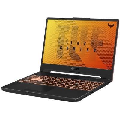 """ASUS FA506II-BQ028T/ AMD R5-4600H/ 16GB DDR4/ 512GB SSD/ GTX1650Ti/ 15,6"""" FHD IPS/ W10H/ černý"""