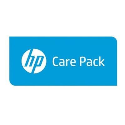 HP Care Pack, 3y NextBusDay Onsite Monitor HW Supp