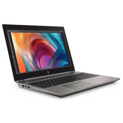 HP Zbook 15 G6/  i9-9880H/ 32GB DDR4/ 1TB SSD/ T2000 4GB/ 15,6