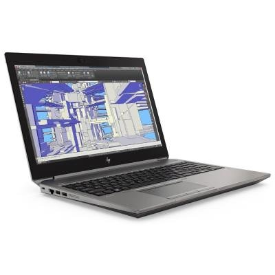 HP Zbook 15 G6/  i9-9880H/ 32GB DDR4/ 1TB SSD/ RTX3000 6GB/ 15,6
