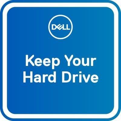 Rozšíření záruky Dell Keep your HDD 3 roky