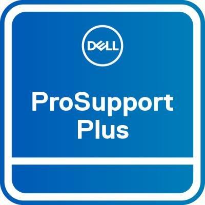 DELL prodloužení záruky/ Latitude 3x9x/ 3 roky/ Basic ==> 5l ProSupport Plus (pojistka Acc.Dam. + Keep HDD)/ do 1 měsíce