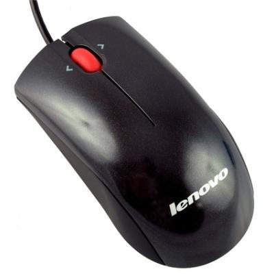 Lenovo Myš Laser 2000dpi/ USB/ PS2