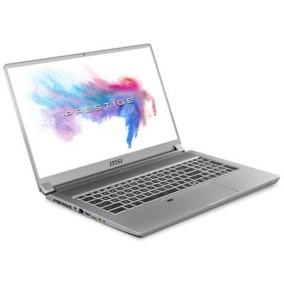 Notebook MSI P75 Creator 9SE-492CZ