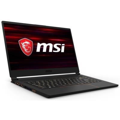 MSI Herní notebook GS65 Stealth 9SE-854CZ/ i7-9750H/ DDR4 16GB/1TB SSD/ 15,6 FHD/ RTX2060 6GB/ Win10H/ černý