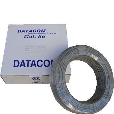 Síťový kabel UTP DATACOM cat.5e, 100m