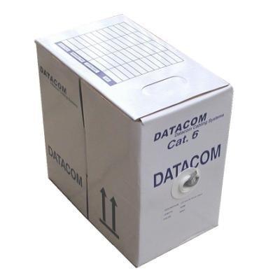 Síťový kabel UTP DATACOM cat.6, 305m