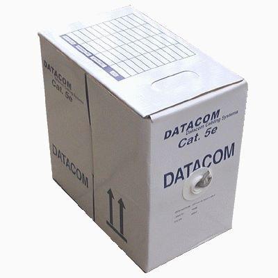 Síťový kabel licna UTP DATACOM cat.5e, 305m