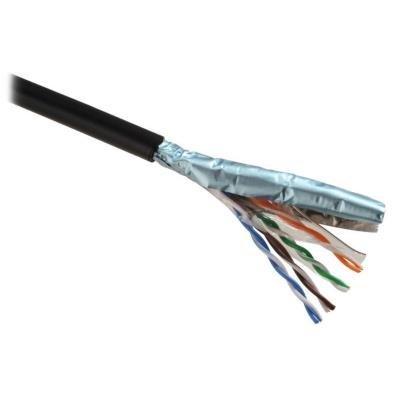 Síťový kabel Solarix SXKD-5E-FTP-PE 305m