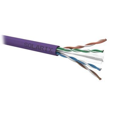 Síťový kabel Solarix SXKD-6-UTP-LSOH 305m