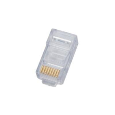 Konektor DATACOM UTP cat.5e RJ45 drát 100 ks