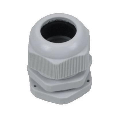 Kabelová průchodka DATACOM PG7 3-6.5 mm šedá