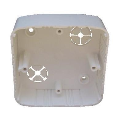 Instalační krabice ABB Tango jednoduchá 28mm bílá